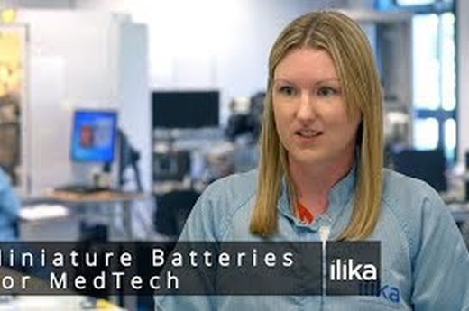 Miniature Batteries for MedTech