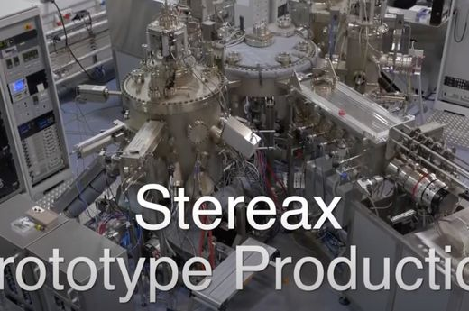 Stereax Solid State Battery Prototype Production