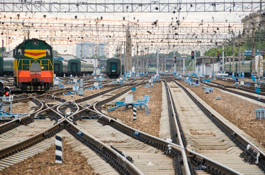 Deployment of Wireless Sensors with Network Rail