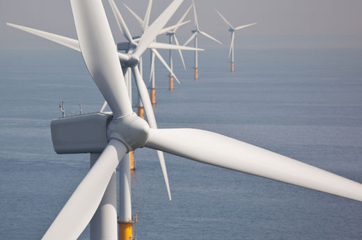 New Partnership with Wind Turbine Manufacturer in China